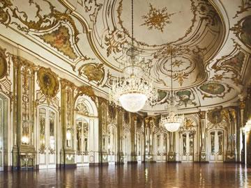 Palacio da Ajuda em Queluz | Palacio da aJuda
