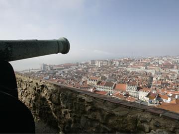 Lisbon a trilogy | Castle of São Jorge | Castles in Portugal
